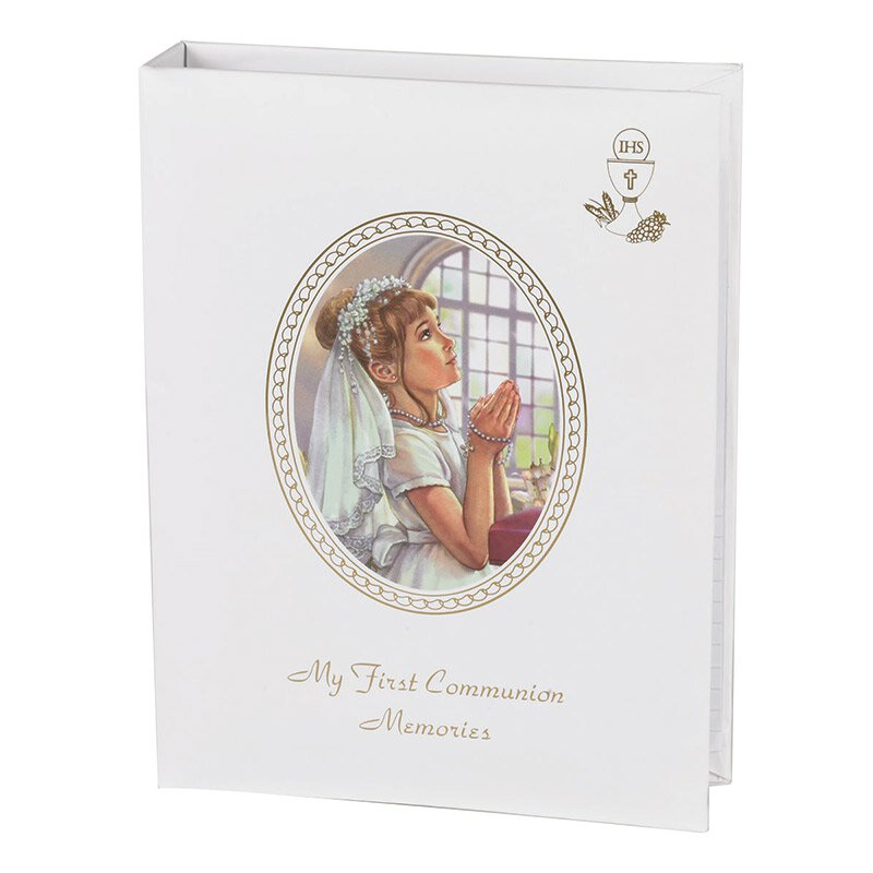 My First Communion Memories Photo Album