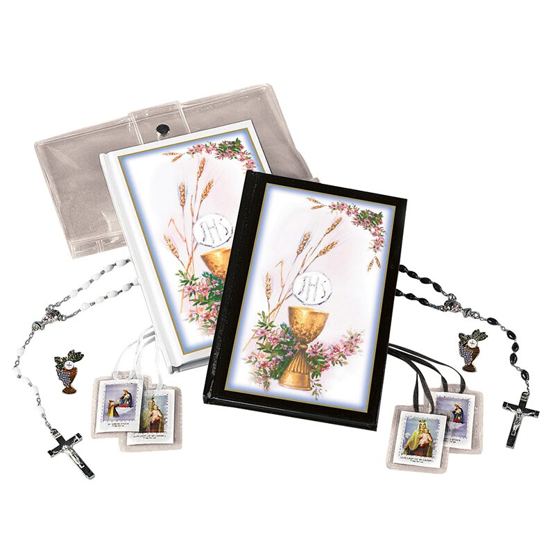 Bread of Life First Communion Wallet Set