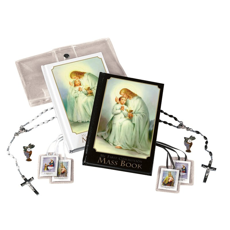 Traditional Memories First Communion Wallet Set