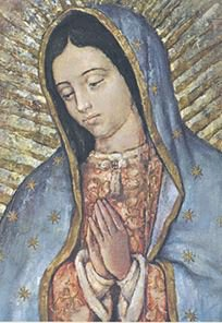 Print Our Lady Guadalupe
