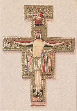 Print San Damiano