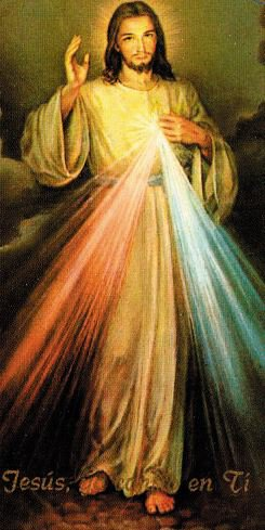 Print Divine Mercy Spanish