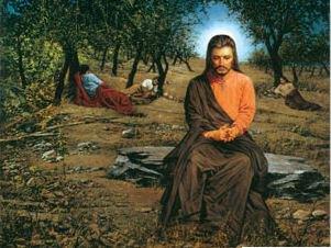 Print Gethsemane
