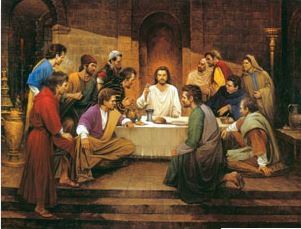 Print Lord's Supper