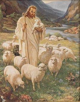 Print Sallman: Lord Is My Shepherd