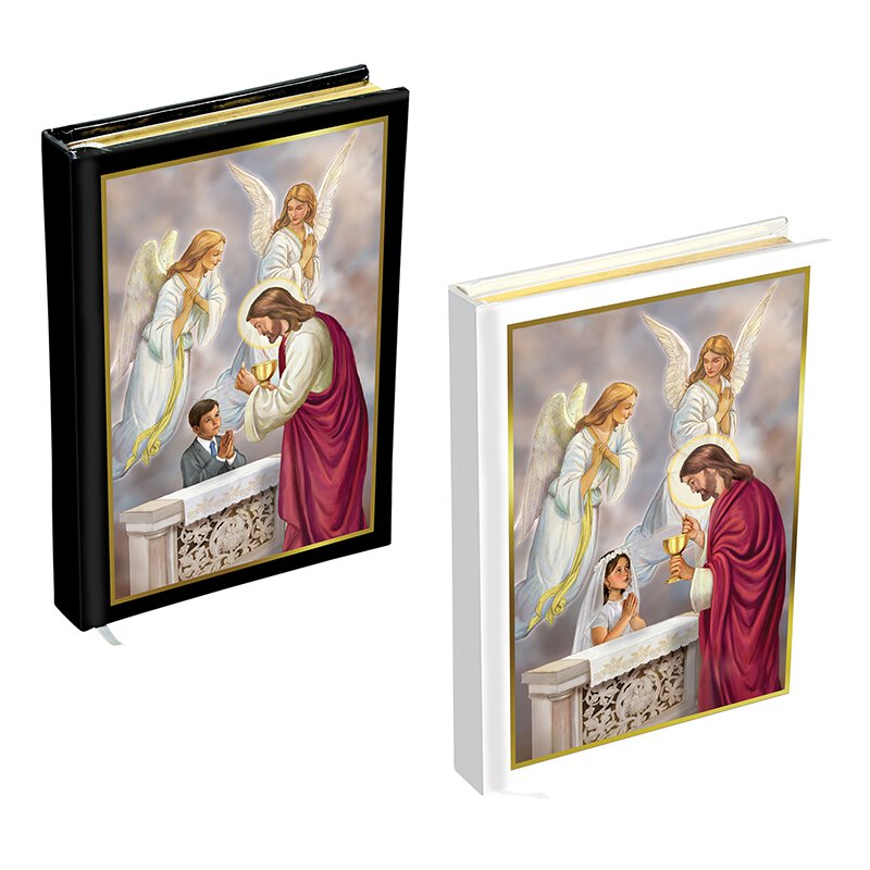 Primera Comunion Spanish Mass Book: Sacramentos Sagrados