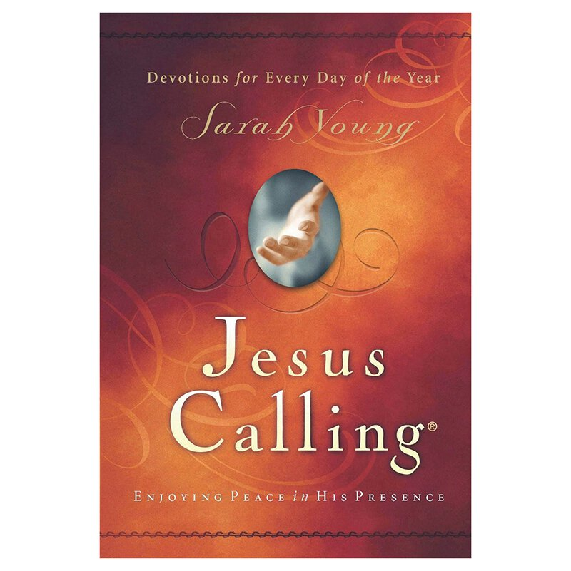 Jesus Calling - Hardcover Edition