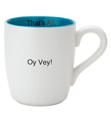 16 oz Mug Oy Vey