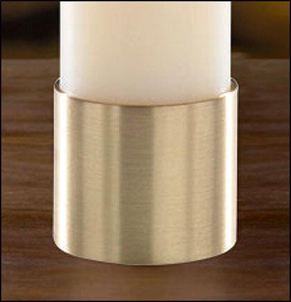 Lumen Deo Brass Socket