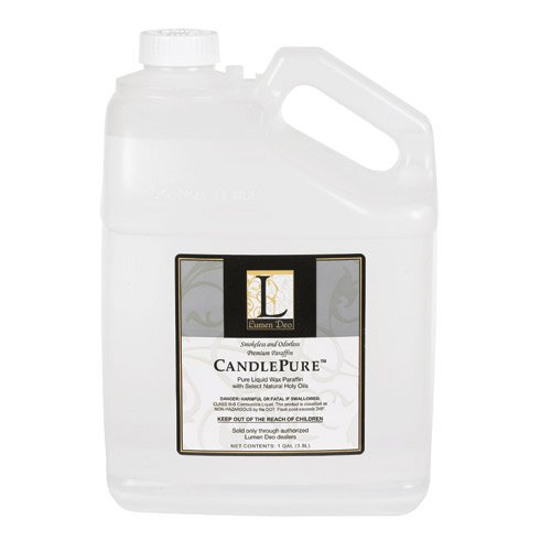 CandlePure™ Paraffin Oil - 1 Gallon Container - 4/cs
