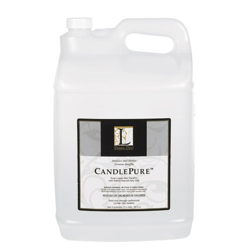 CandlePure™ Paraffin Oil - 2-1/2 Gallon Container - 2/cs