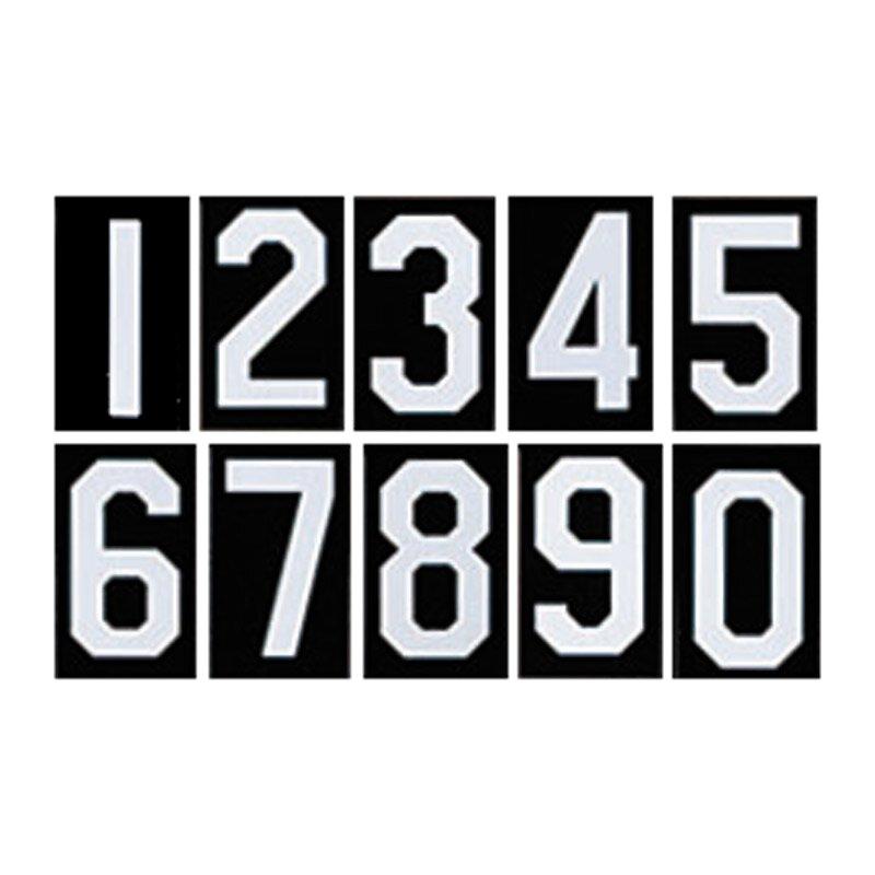 Set of Hymn Board Numbers (0-9)