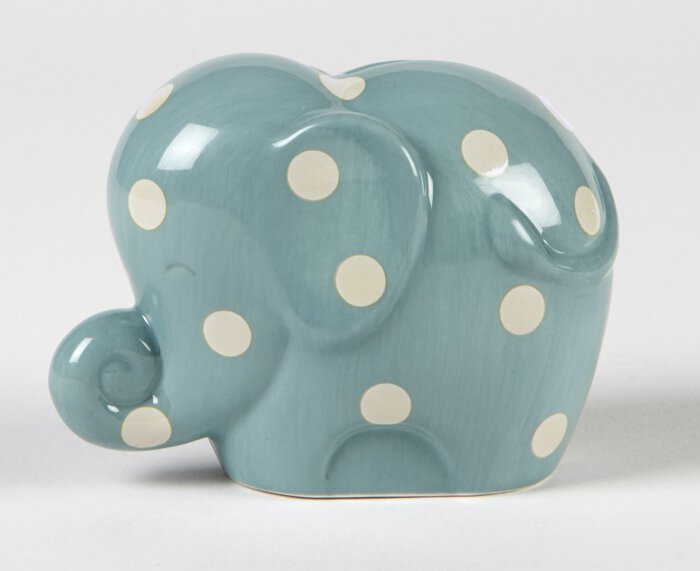 Sweet Little Darling- Baby Boy Coin Bank
