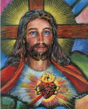 Print Sacred Heart
