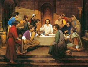 Print The Lord's Supper