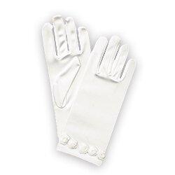 Rosebuds - First Communion Gloves