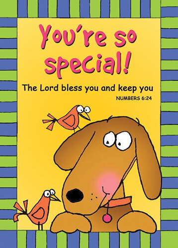 Verse Cards You're So Special