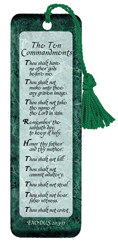 VerseMark: Ten Commandments