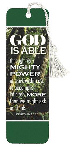 VerseMark: God Is Able