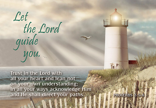 Pass It On: Let the Lord Guide You