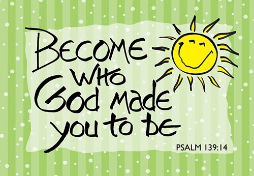 Pass It On: Become Who God Made You to Be