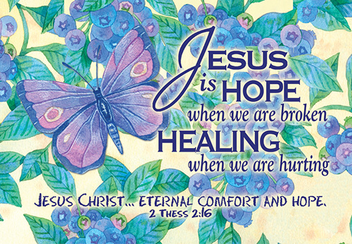 Pass It On: Jesus is Hope