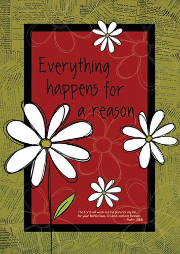 Large Poster Everything Happens