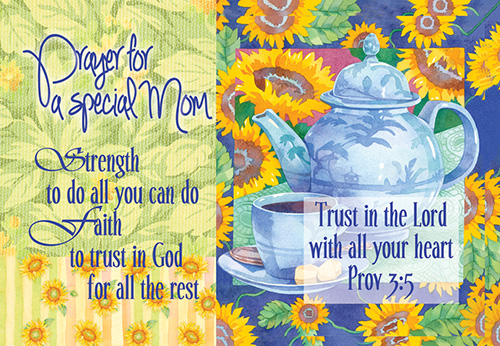Pass It On: A Prayer for a Special Mom