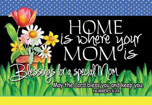 Pass It On: Home is Where Your Mom Is