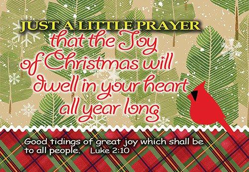 Pass It On: Just a Little Prayer