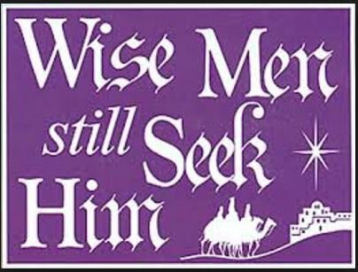 Yard Sign-Wise Men Still Seek Him
