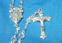 Rosary Aurora Borealis