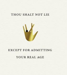 Thou Shalt Not Lie Gift Card