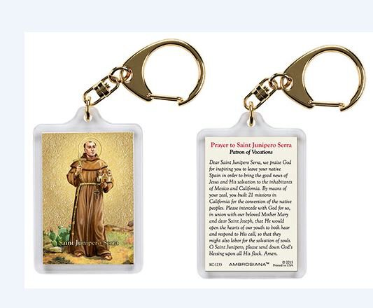St Junipero Serra/ Prayer to Saint Junipero Serra