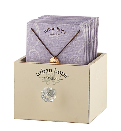 Urban Hope Display Only- (Shown Filled)