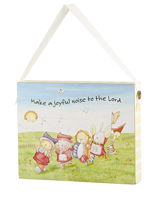 The Land of Milk and Honey - Joyful Noise Wall Decor