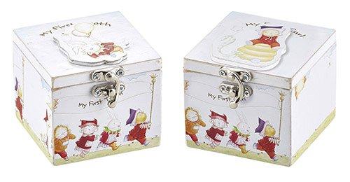 The Land of Milk and Honey - Baby's First Keepsake Box