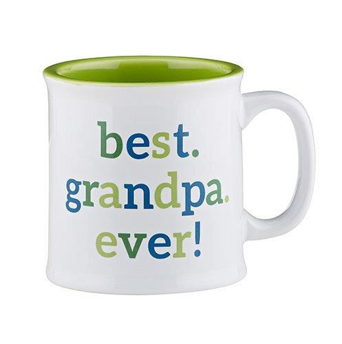 Best Grandpa Ever Mug