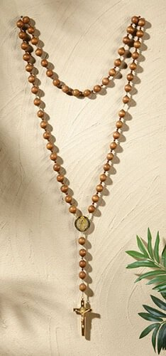 St Benedict Wall Rosary
