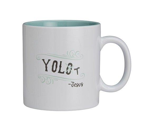 Textify YOLO Mug