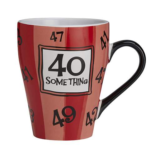 Mug 40 Something