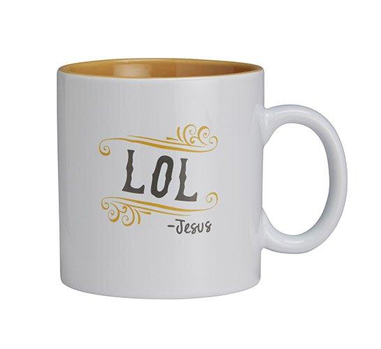 Textify LOL Mug