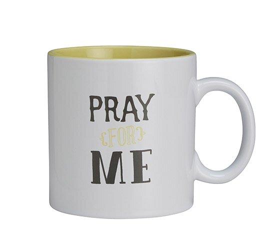 Textify Pray for Me Mug