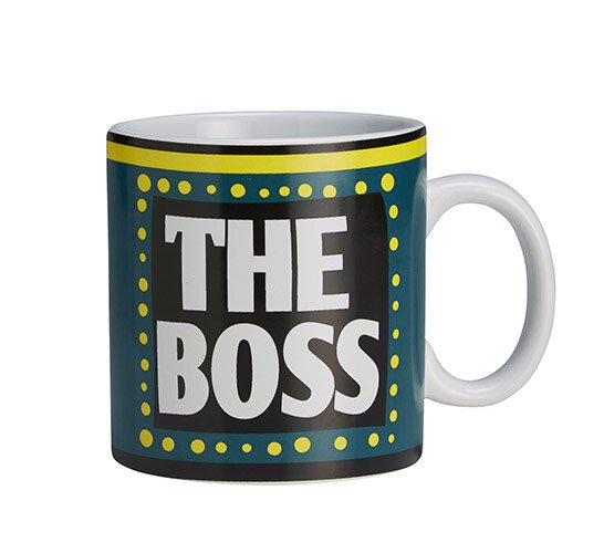 Mumbo Jumbo Boss Mug
