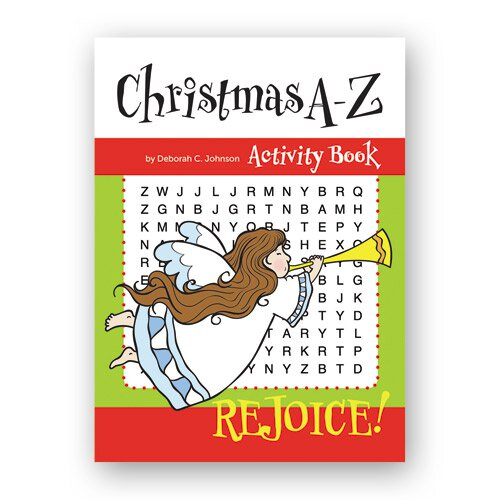 Aquinas Kids® Christmas A-Z Activity Book