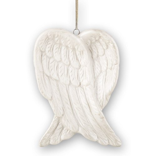 Angel Wings Ornament - 12/pk