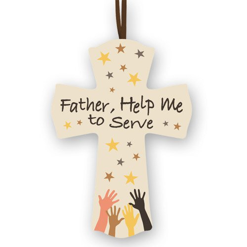 Father, Help Me to Serve Cross - 12/pk