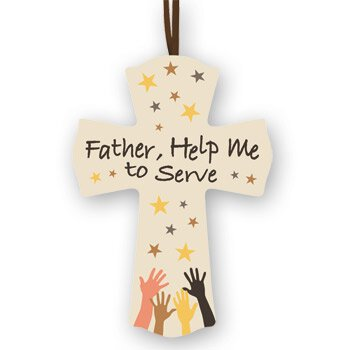 Father, Help Me to Serve Cross - 12/pk