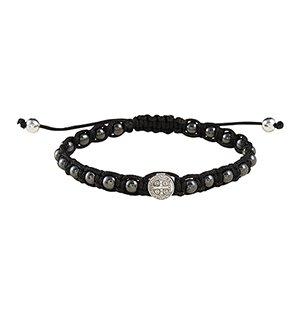St. Benedict Hematite Bracelet - 12/pk