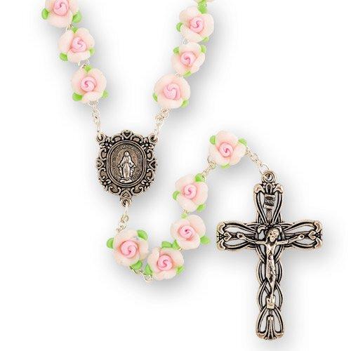 Rose garden rosary for Rosary garden designs